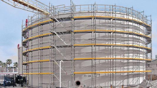 PERI relies on CADENAS for BIM CAD scaffolding component