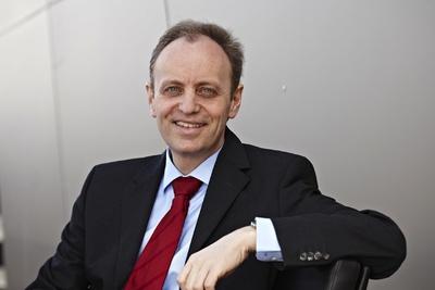 Geschäftsführer Univ.-Doz. Dr. Siegfried Reich