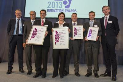 Innovation Awards 2013: Double victory for Heraeus Quarzglas - A new laser material and a cost-saving process are the winners