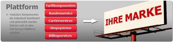 """Plattform """"Ihre Marke"""", powered by ensercom"""