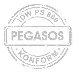 IDW PS 880 Konform