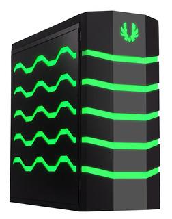 BitFenix Colossus Big Tower Venom REDGREEN LED   black
