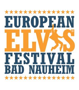 Logo European Elvis Festival in Bad Nauheim