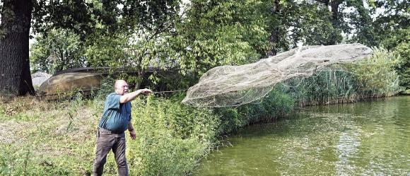 Teichwirtschaft Kittner: Fische für Europa