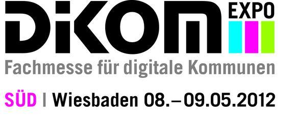 AIDA ORGA präsentiert Neuheiten auf der DiKOM Süd, vom 8. bis 9. Mai 2012 in Wiesbaden