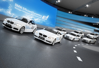 BMW Group at the 2009 Frankfurt Motor Show - BMW to present premieres in motion at its stand