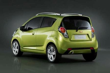 Chevrolet Spark: Kantiges Styling bringt frisches Leben in das Kleinwagensegment