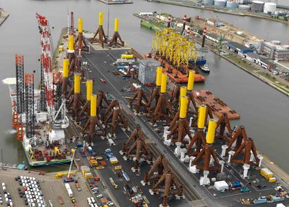 BLG auf der International Green Energy Expo - Wind Power Korea