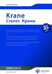 Der neue Kran-Guide 2009/10