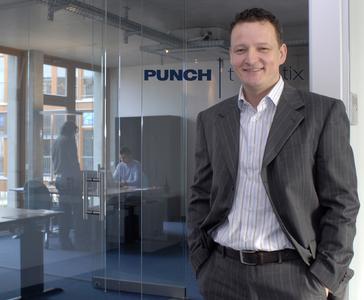 Carsten Holtrup, Geschäftsführer der Punch Telematix Deutschland GmbH