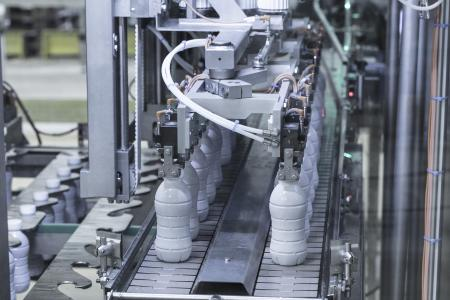 The fillers on the Innosept Asbofill ABF 711 have been specially developed for the bottling of sensitive products.