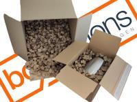 Paperfill von Boxolutions - ein umweltfreundlicher Füllstoff
