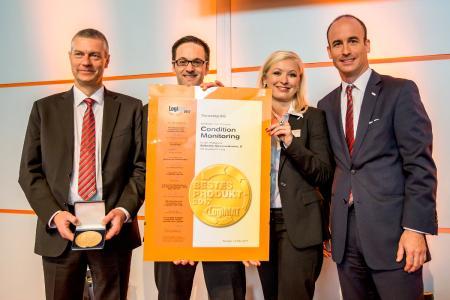 LogiMAT 2017 Team Swisslog, Gewinner Messe Original