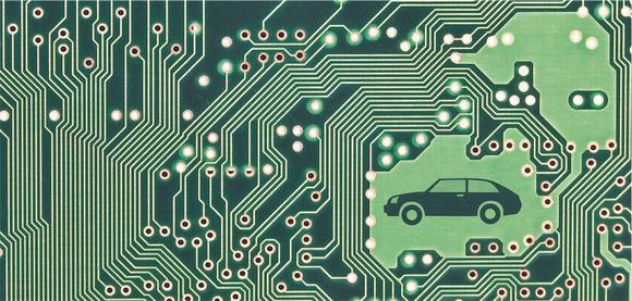 Automobilelektronik für Maschinenbauingenieure