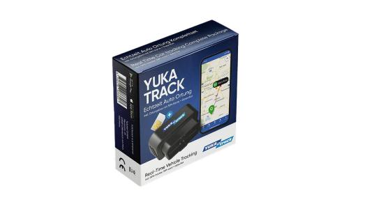 YUKAtrack Verpackung