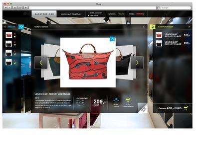 Macht den digitalen Einkauf zum Erlebnis: FemaleWeb mit CoverFlow