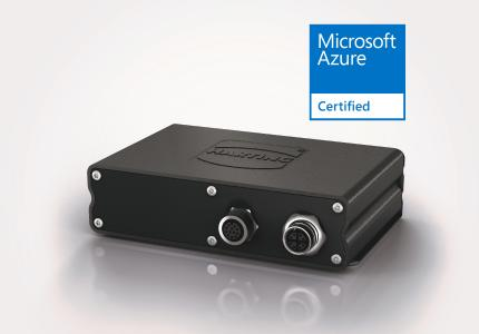 "The HARTING MICA is now certified for ""Microsoft Azure for IoT"""
