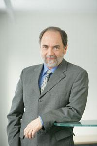 Dr. Joseph Reger, Chief Technology Officer at Fujitsu Technology Solutions