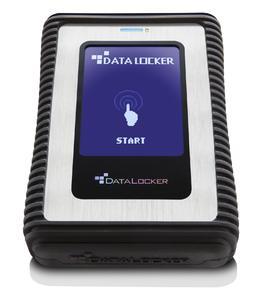 DataLocker 3 - Frontansicht