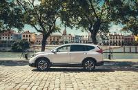 Der neue Honda CR-V Hybrid ist besonders effizient