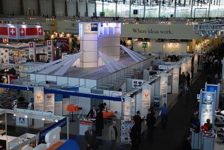 Gelebte Wirtschaftsförderung - IHK-Gemeinschaftsstand auf der diesjährigen Hannover Messe
