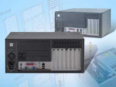 Neue Wallmount Gehäuse für Industrie-PCs
