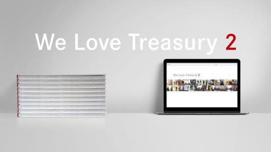 """""""We Love Treasury 2"""" - Sammelband und Videoserie von Martin Bellin veröffentlicht"""