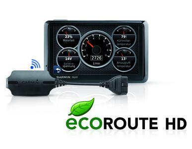 Ob Onboard-Diagnose dank ecoRoute HD oder abwechslungsreiche Navigationsansagen mit Voice Studio – Garmin hat für jeden Nutzer die passende Anwendung
