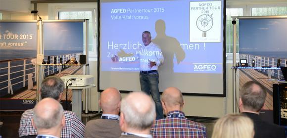 Jan Martsch, Vertriebsleiter AGFEO