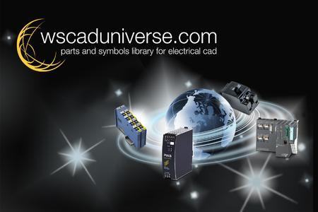 Mit über 1 Million Artikeldaten im WSCAD- und EPLAN*-Format ist wscaduniverse.com die weltweit umfangreichste E-CAD Datenbibliothek am Markt