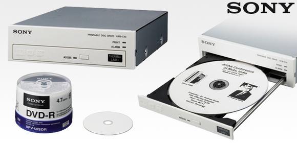 Sony DVD Brenner UPB C10