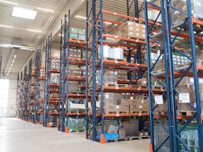 Die neue Lagerfläche in Iserlohn umfasst 10.000 Quadratmeter