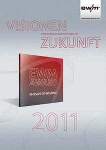 Flyer for the EWM Award