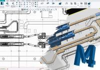 M4 - Performante 3D Software für die Anlagen- und Fabrikplanung