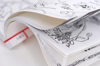 I love Japan Buch mit japanischer Bindung