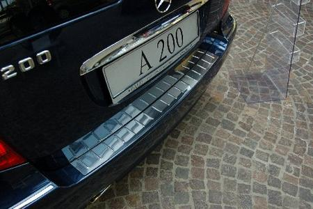 JMS high-grade steel load edge protection for Mercedes models