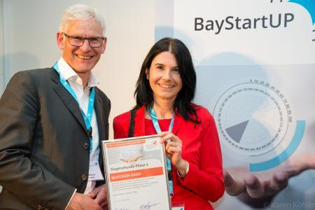 WxFusion: Sieger Münchener Businessplan Wettbewerb 2017 Phase 1