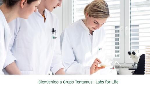 Spanish Website - Tentamus