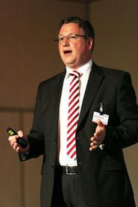 Geschäftsführer Stefan Schneider