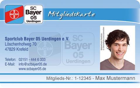 SCBayerMitgliedskarte
