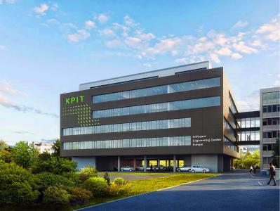 The new Software Engineering Center of KPIT Technologies is located on Frankfurter Ring in Munich and about 30kms from Munich International airport
