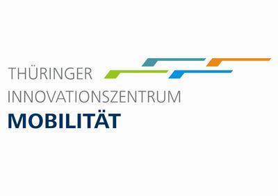 "Logo ""Thüringer Innovationszentrum Mobilität"" (ThIMo). Foto © TU Ilmenau"