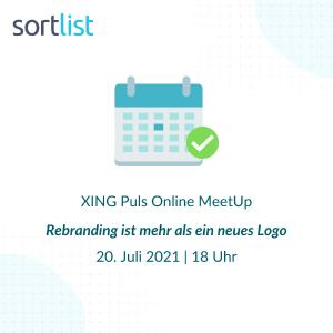 Event: XING Puls Marketing München | Rebranding ist mehr als ein Logo