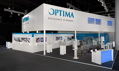 OPTIMA GROUP auf der Achema 2012