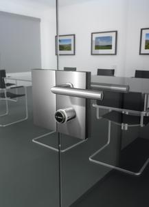 Gebäudeverwaltung und -zutritt aus einer Hand, Foto: Bosch