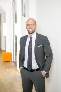 Portrait Harald Felling, CEO ]init[