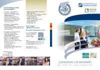 [PDF] Die Studienbroschüre «Elektrotechnik und Management» als PDF zum Download