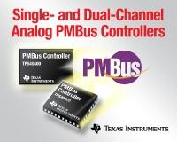 TI expands PMBus™ power solutions for point-of-load designs