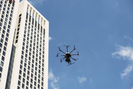 Drohnen - Gefährdungslage, Abwehr- und Schutzmaßnahmen