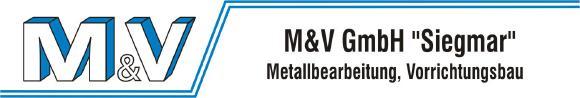 Logo M & V GmbH